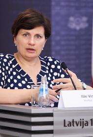 Министр здравоохранения Латвии получила угрозы в свой адрес