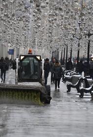Синоптик Вильфанд предупредил о теплой зиме в России