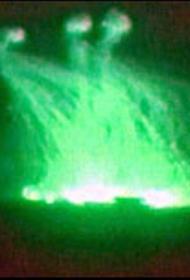 Видео применения азербайджанцами фосфорных боеприпасов в Карабахе