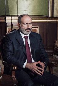 Пашинян заявил о наличии доказательств вербовки Турцией сирийских наемников