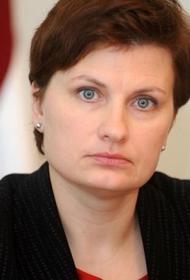 Министр здравоохранения Латвии «ответила» на угрозу в свой адрес