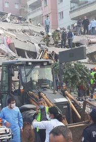 Количество погибших при землетрясении в Турции увеличилось до 42