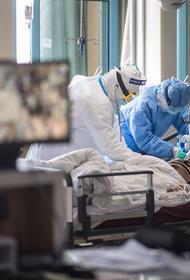 «Осталось два свободных стула», в Томске больных коронавирусом отправили на «сидячую госпитализацию». Свободных коек просто нет