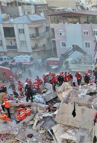 Количество жертв землетрясения в Турции увеличилось до 85