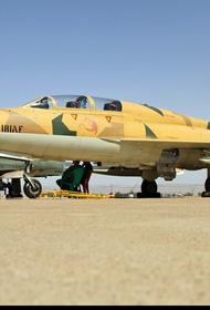 В Иране начались крупные учения военной авиации