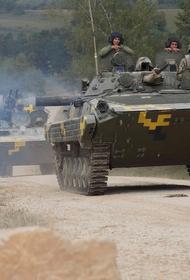 Украинский националист Алферов призвал окружить «российские войска в Донбассе»