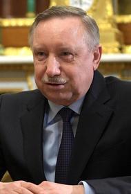 Беглов заявил о критически большом числе заражаемых коронавирусом в Петербурге