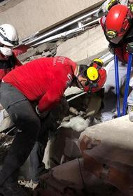 Спасатели раскрыли подробности спасения девочки через 91 час после землетрясения в Турции