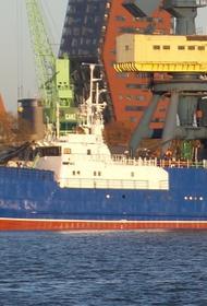 Хабаровским морякам, застрявшим в Намибии, частично вернули долг
