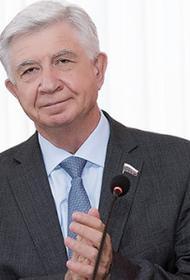 Владимир Евланов попросил сократить срок постройки Яблоновского моста ещё на год