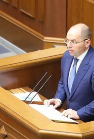 Глава украинского минздрава выразил опасение, что Украине грозит катастрофа из-за распространения COVID-19