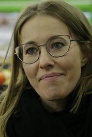 Собчак обратилась к Нурмагомедову с вопросом, осознает ли он свою ответственность