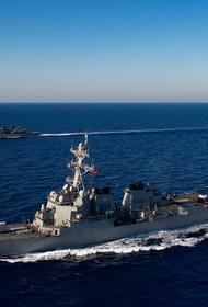 UK Defence Journal написал об игнорирующем предупреждения России британском эсминце в Черном море