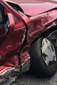 На трассе М-5 в Башкирии произошла массовая авария, погибла женщина