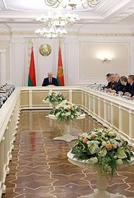 Лукашенко назвал причиной закрытия границ Белоруссии ситуацию с коронавирусом в мире