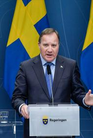 Премьер Швеции ушел на самоизоляцию