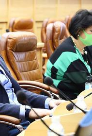 В Заксобрании Приангарья обсудили положение дел в региональном здравоохранении