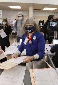 Филадельфия и округ Питтсбурга приостановили подсчет голосов