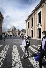В Италии режим чрезвычайного положения из-за COVID-19 ввели до 3 декабря
