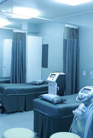 Сбой в подаче кислорода произошел в коронавирусном госпитале в Курске