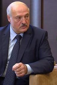Евросоюз ввел санкции против президента Белоруссии Александра Лукашенко