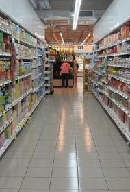 В России на треть упал спрос на продукты из «карантинного набора»