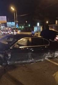 Вице-премьер Алексей Оверчук пострадал в аварии на Кутузовском проспекте