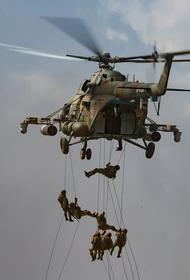 Вооруженные силы РФ развивают средства беспарашютного десантирования и эвакуации