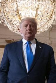 Дональд Трамп считает, что победил на президентских выборах с большим перевесом
