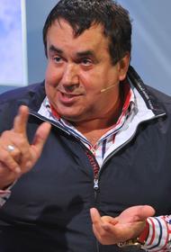 Садальский написал в сети, что Первый канал подал на него в суд из-за шоу