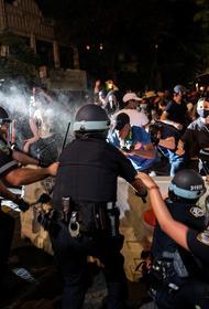 В 60 городах США возможны вооруженные стычки между протестными движениями