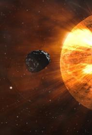 На севере Ливана упал метеорит