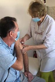 Каждый четвёртый житель Краснодарского края привился от гриппа