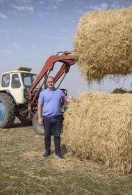 Фермер Сергей Тонкий: начинать свое дело надо с малого