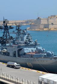 Россия намерена создать военную базу ВМФ в Судане