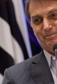 Президент Бразилии оскандалился из-за заявления про коронавирус