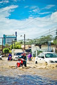 Девять тысяч человек покинули свои дома в мексиканском штате Табаско из-за наводнения