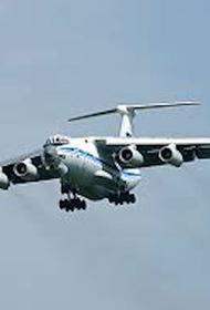 Еще восемь самолетов с российскими миротворцами прибыли в Ереван