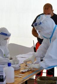 Количество заразившихся коронавирусом в Италии с начала пандемии превысило 1 млн