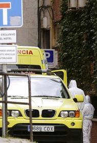 Испания, Италия и Великобритания фиксируют рекордную смертность от COVID-19