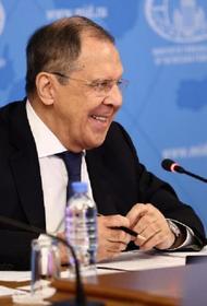 Лавров объяснил, почему Москва еще не направила поздравления президенту США