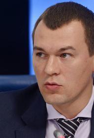 Охрана Дегтярева обойдется Хабаровскому краю в 33 млн рублей