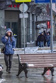 Синоптик Леус сообщил, когда в Москве выпадет снег