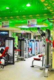 Фитнес-клуб сети Paris Life в Чертаново закрыт из-за нарушений антиковидных мер