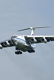 Россия направила в Нагорный Карабах уже 42 самолёта с миротворцами