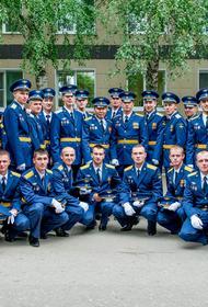 Высшее рязанское военное училище в этот день отмечает свое 102-летие