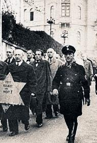 Трагедия «Хрустальной ночи» и цинизм нацистов