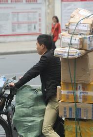 В Китае курьерские компании не справлялись с потоком заказов в день всемирного шоппинга
