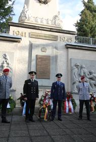 В Германии во Всенародный День скорби почтили память советских воинов