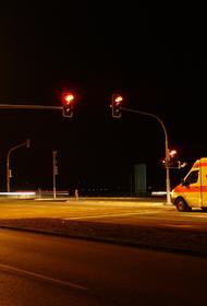 В Санкт-Петербурге на одном из заводов произошел несчастный случай